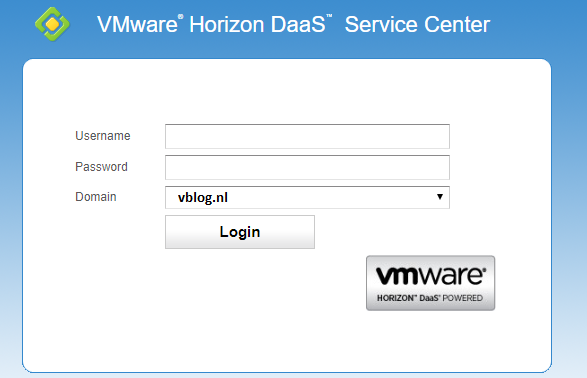 VMware Horizon DaaS 8.0 Explained