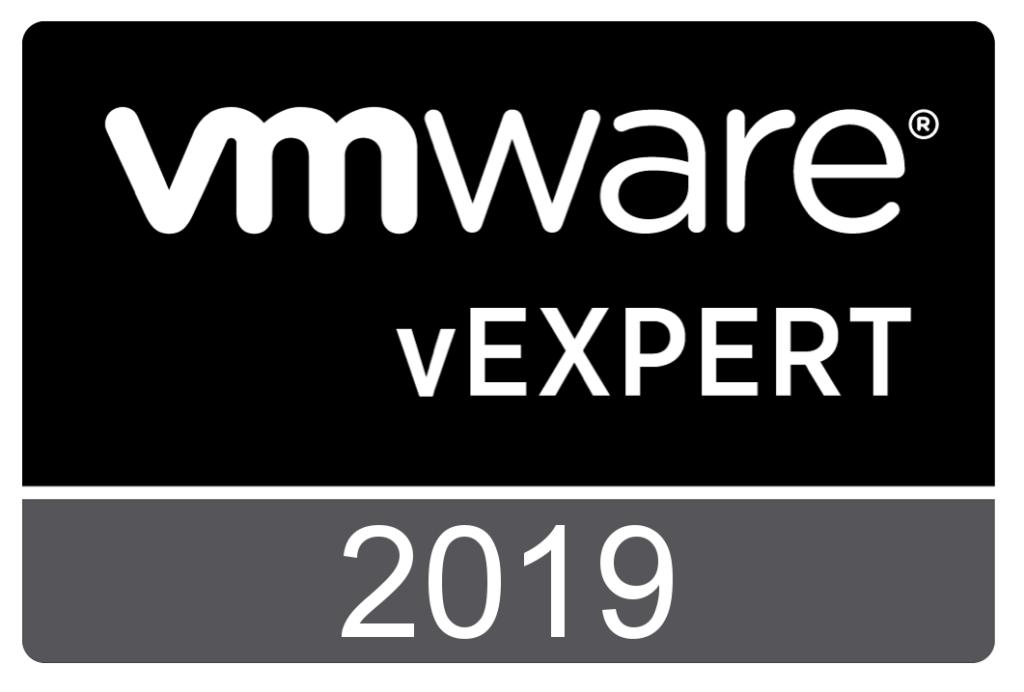 vExpert 2019
